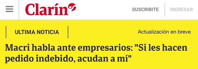 """""""Néstor, Cristina, bolsos, valijas, bóvedas"""""""