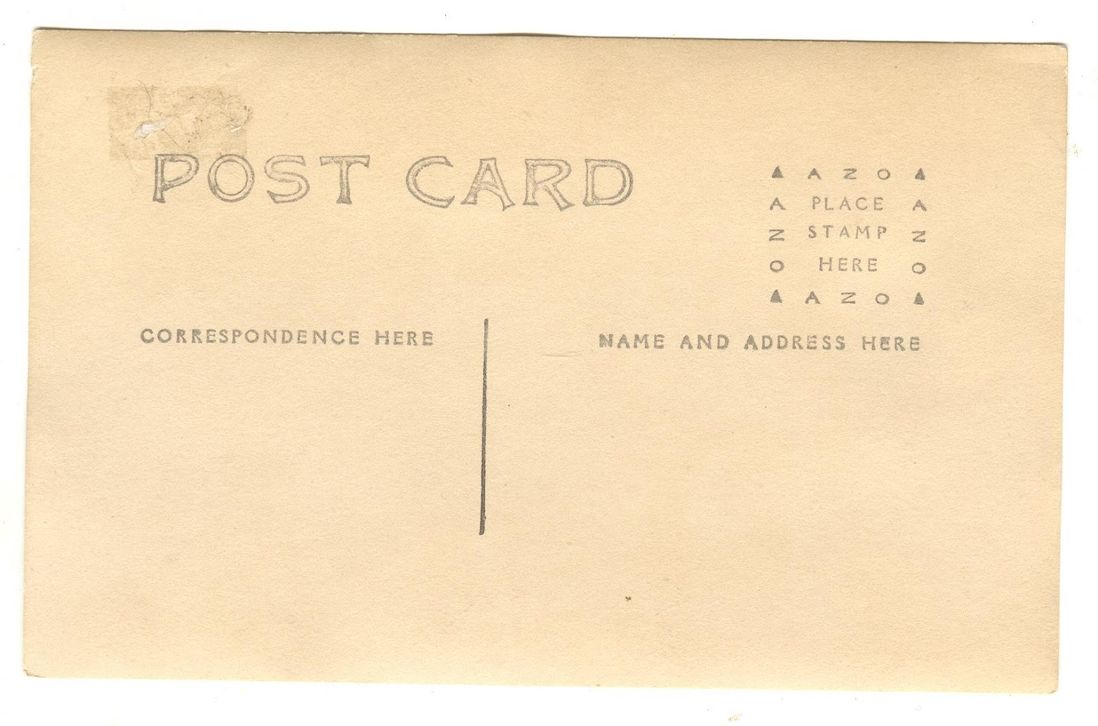 Tips for determining when a U.S. postcard was published