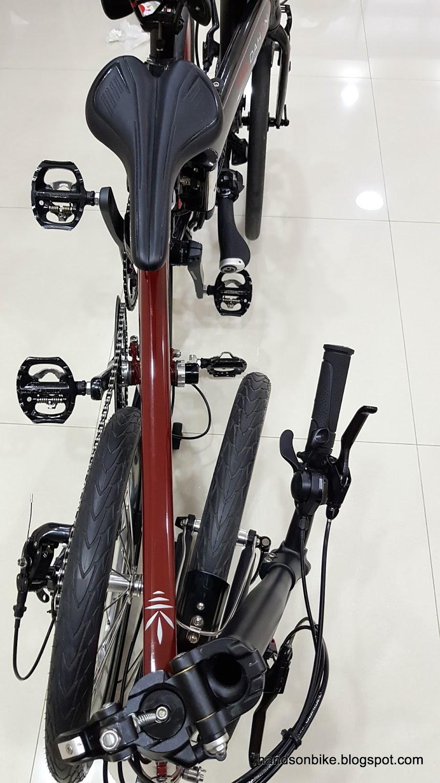 Ahooga : vélo pliable - Page 3 20180413_174316