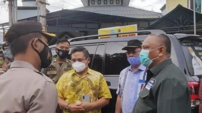 Keluarga Pelaku Pengeroyok TNI Diteror, Langsung Temui Gubernur Sampaikan 3 Permintaan Ini
