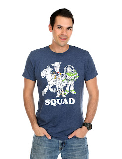 toy story squad men's target tee t-shirt