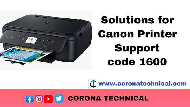 How do I bypass the Canon code 1660