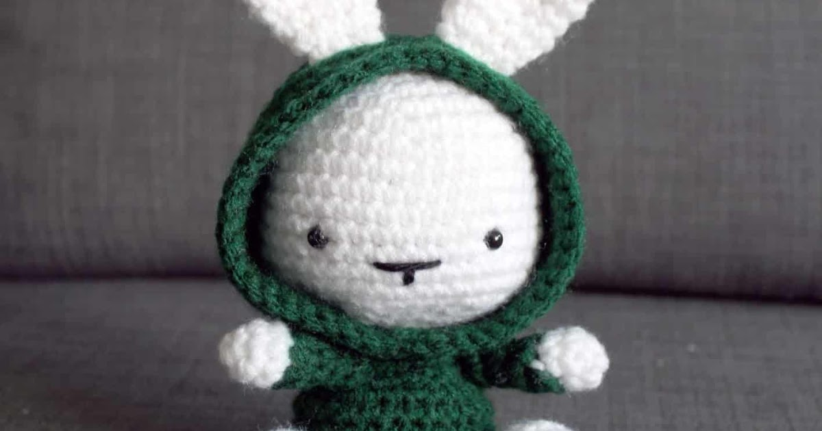 Bunny Crochet Free Pattern You Will Love This Collection | 630x1200