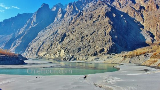 Hunza, the beautiful valley in Gilgit: