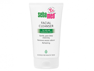 Sebamed Facial Cleanser For Oily and Combination Skin. Cleanser