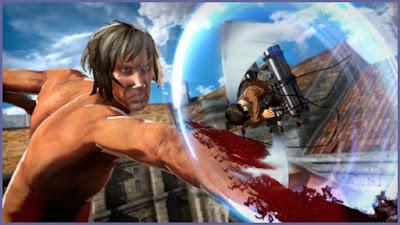 Attack on Titan 2 Release