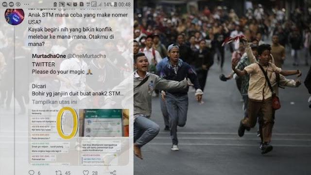 Percakapan Whatsapp 'Pelajar STM' Beredar, Polisi Usut Penyebar