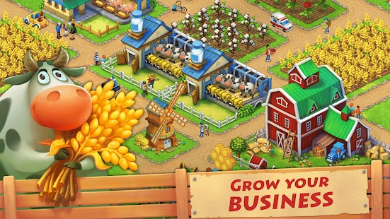 Township – City and Farm Apk + Data for android