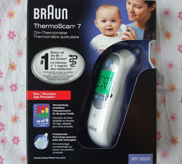 Fiebermessen bei Babys und Kindern ist nicht immer einfach - doch mit diesen Tricks und einem guten Ohrthermometer geht's!