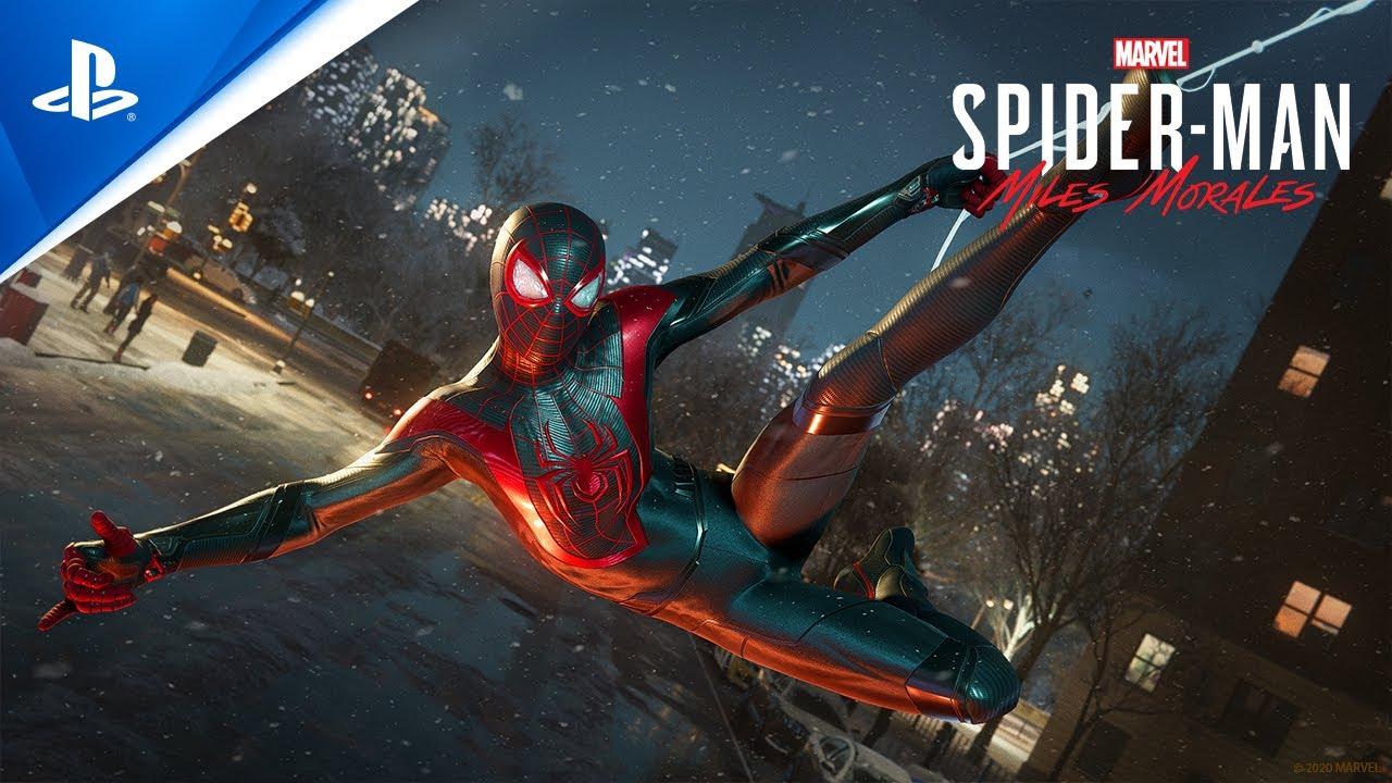 Marvel's Spider-Man: Miles Morales: ALL ASDQ APP ACTIVITIES Walkthrough