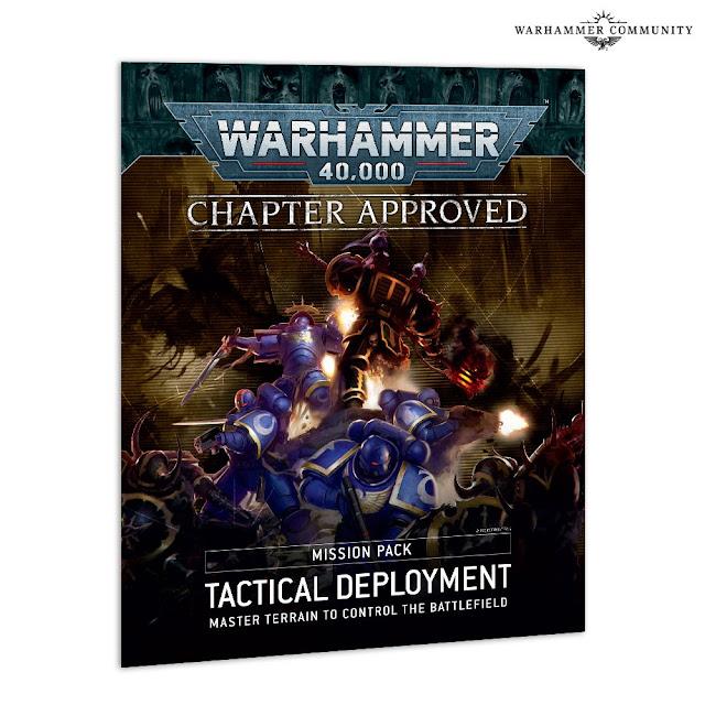 pack misiones aprobado por el capítulo despliegue táctico