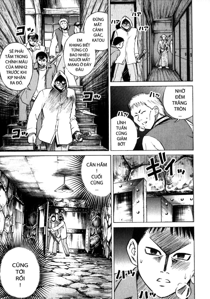 Higanjima chapter 30 trang 10