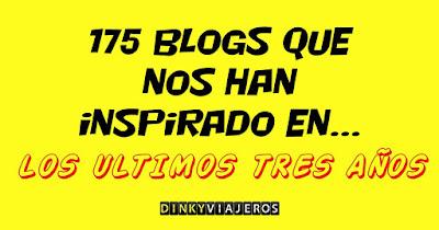 175 Blogs recomendados