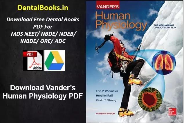 Download Vander's Human Physiology PDF