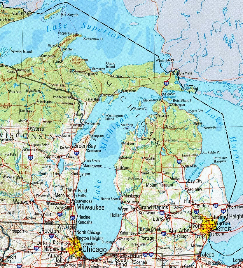 Door County: Cherry Strudel, Shakespeare and Goats on the