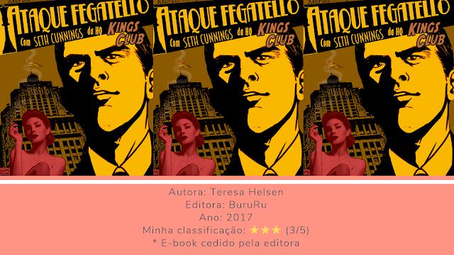 "Resenha: ""Ataque Fegatello"" - Teresa Helsen"