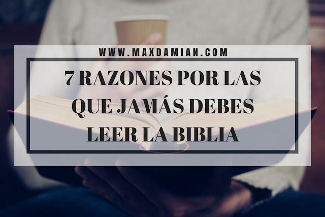 razones-por-las-que-jamas-debes-leer-la-biblia