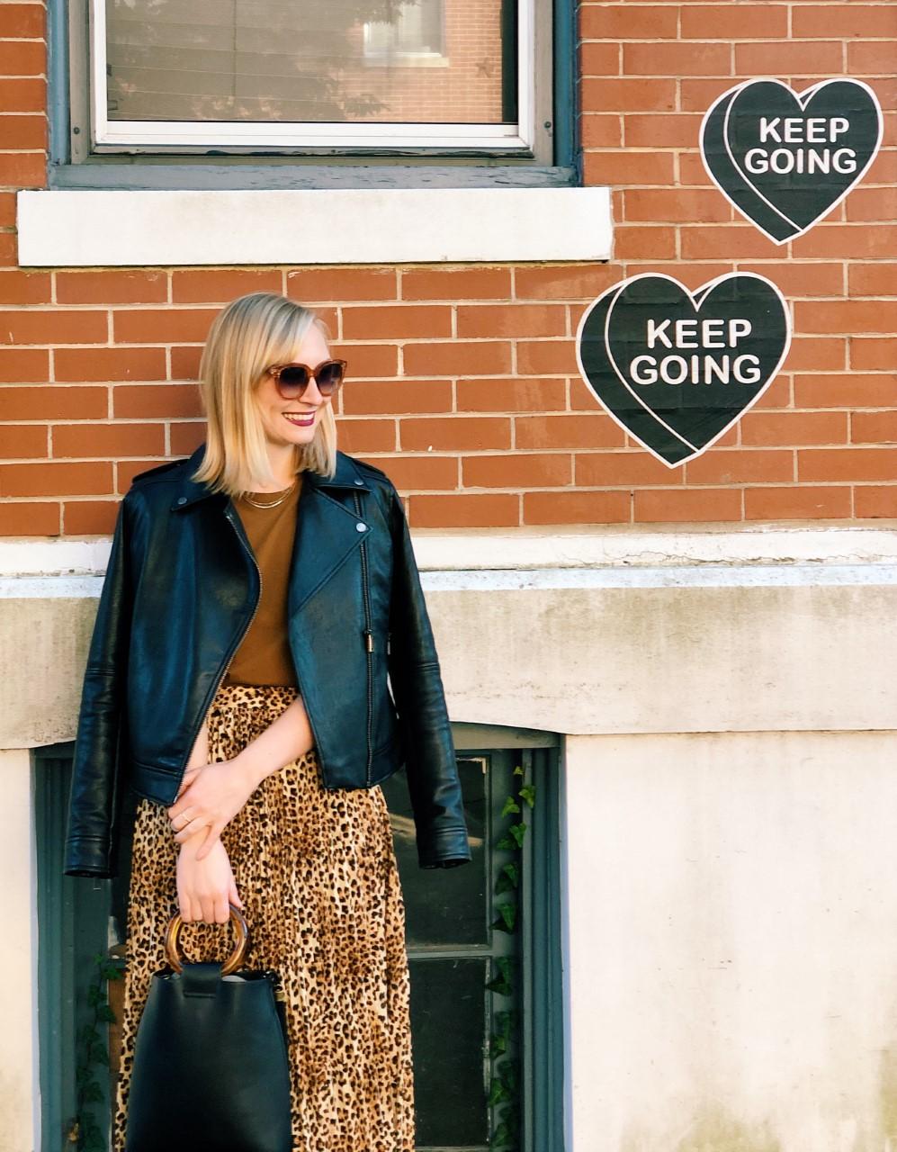 Leopard Print Favorites   Organized Mess