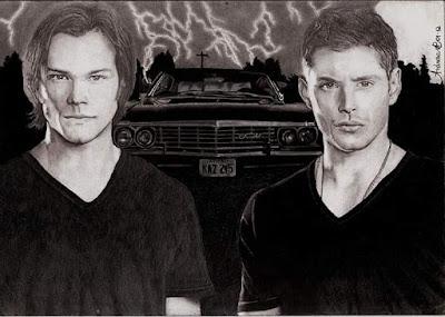desenho supernatural