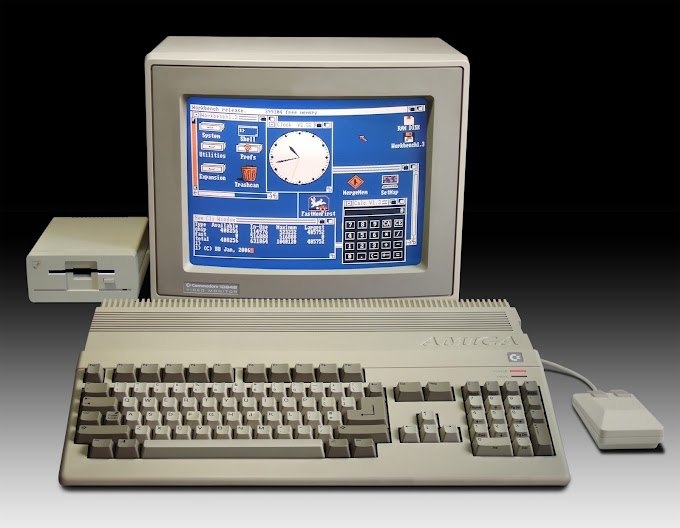 Commdore Amiga 500