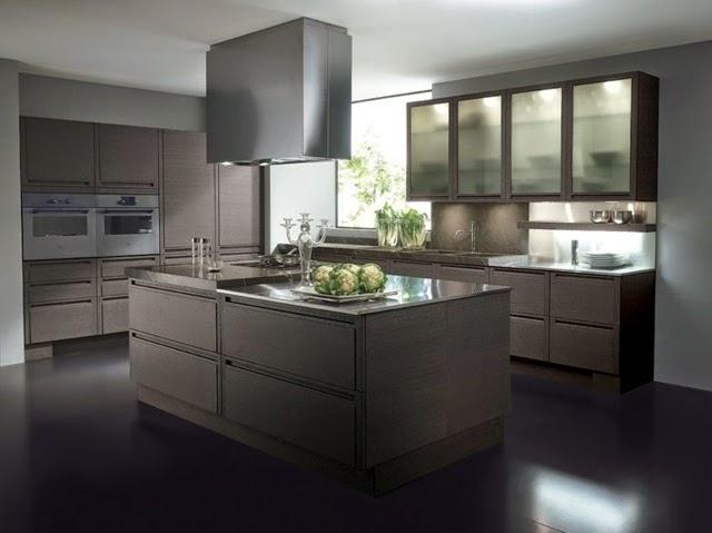 15 Elegant Minimalist Kitchen Designs With Modern Kitchen