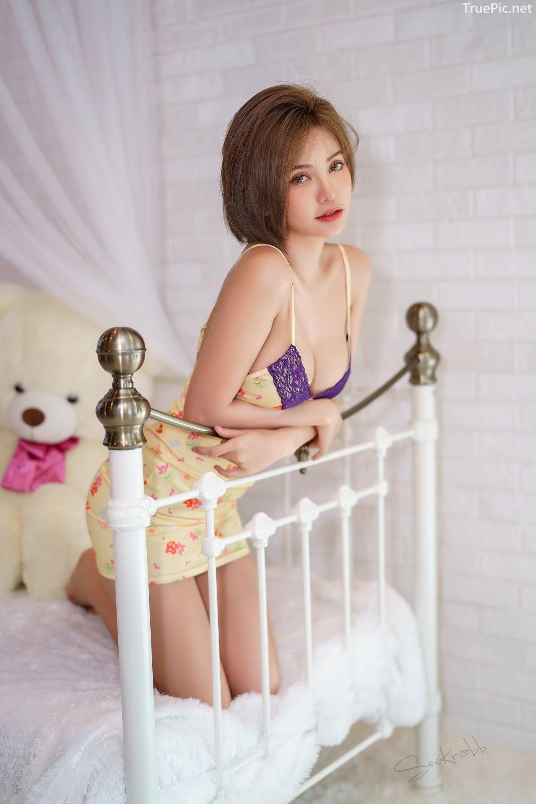 Thailand sexy model - Sutasinee Siriruke - Sleepwear and Lingerie Set - TruePic.net - Picture 9