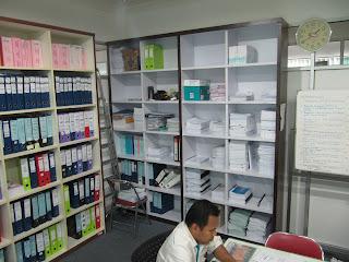 Lemari Dokumen Kantor Tahan Beban Berat + Furniture Semarang