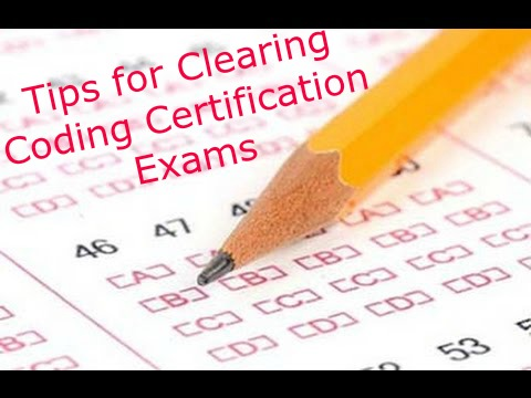 How to Clear ICD and CPT coding certification exams - Interventional ...