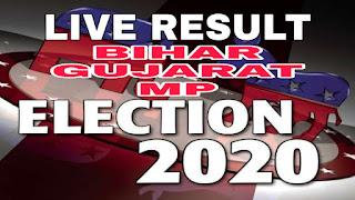 LIVE ELECTION RESULT