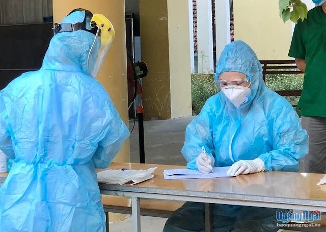 Ghi nhận 4 ca dương tính với vi rút SARS-CoV-2