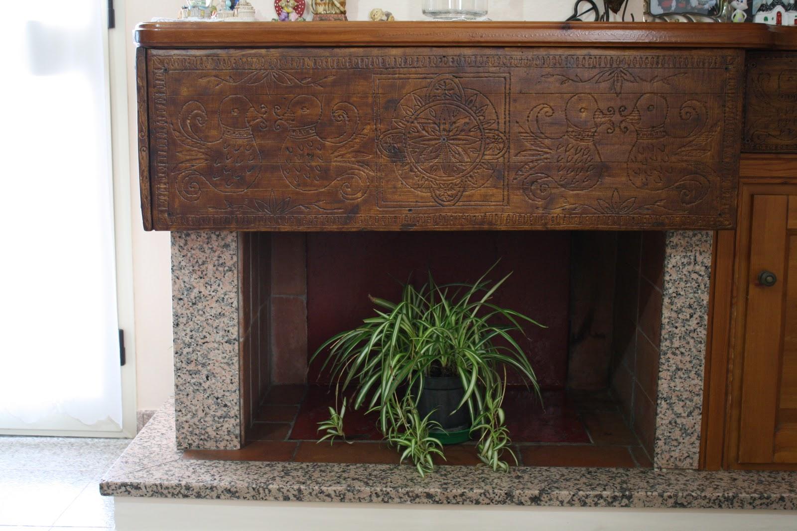 Legno Decorativo Per Camino oggetti in legno fatti a mano, paristazzos ( piattaie in