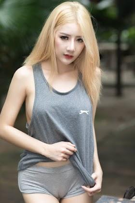 Hình nền gái xinh tóc vàng