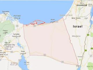 Egypt kills 5 suspected militants in Sinai: Ministry