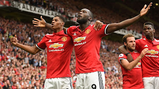 Sport: Why Mourinho should play Rashford and Martial together – Giggs