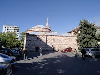 Turkish Mosque, Yambol,