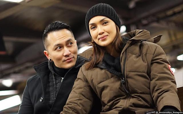 Demian dan Sara Wijayanto Digosipkan Cerai karena Selingkuh dengan Pendeta