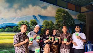 LDNU PATI Launching Sari Rempah Nusantara