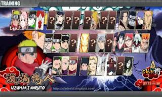 Naruto Senki OverCrazy v1 APK Terbaru 2017 - wasildragon.web.id