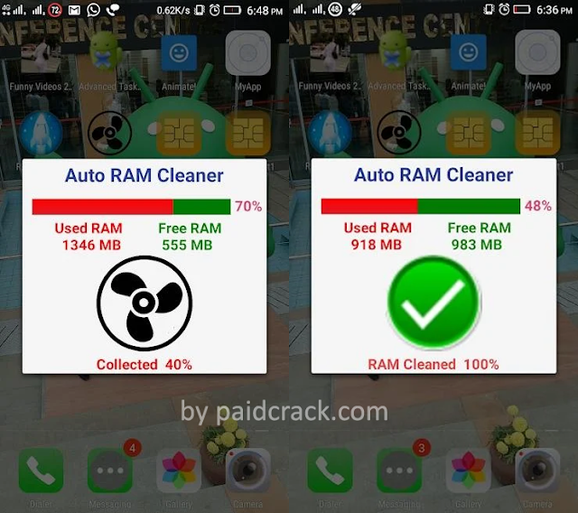 Auto RAM Cleaner PRO Paid Apk 1.0 [Latest Version]
