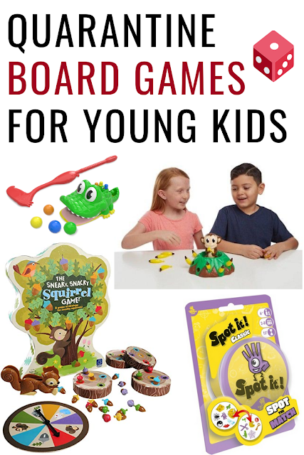 Quarantine Board Games For Young Kids