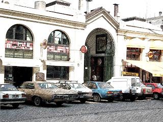 O Mercado Del Puerto, em Montevidéu