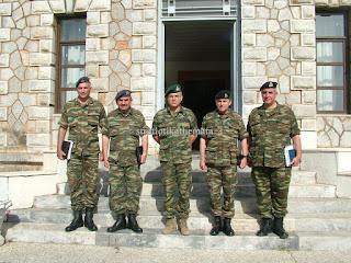 ΓΕΠΣ: Έχουμε ΑΡΙΣΤΟ προσωπικό το οποίο παρά τη δύσκολη οικονομική συγκυρία διατηρεί το υψηλό επίπεδο του Στρατού μας!