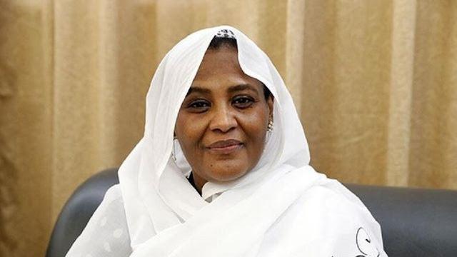مريم الصادق تسعى لدعم بلادها حول اتفاق سد النهضة