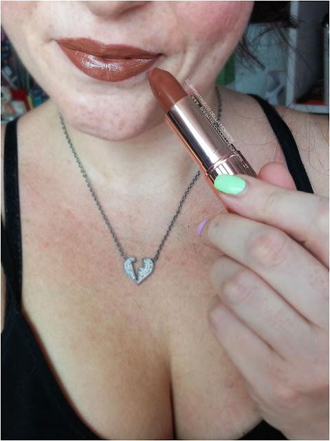 triumph LIPS mouth lipstick Rossetto Renaissance  makeup revolution
