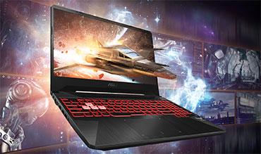 laptop asus, asus TUF Gaming FX705, laptop asus gaming, FX705GE-EW165T, laptop asus core i7