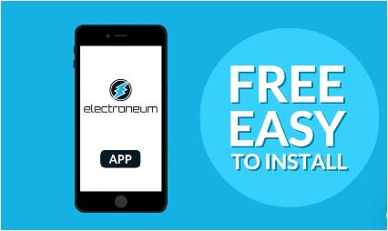 ELECTRONEUM, MINING ANDROID SMARTPHONE, etn, anda ingin