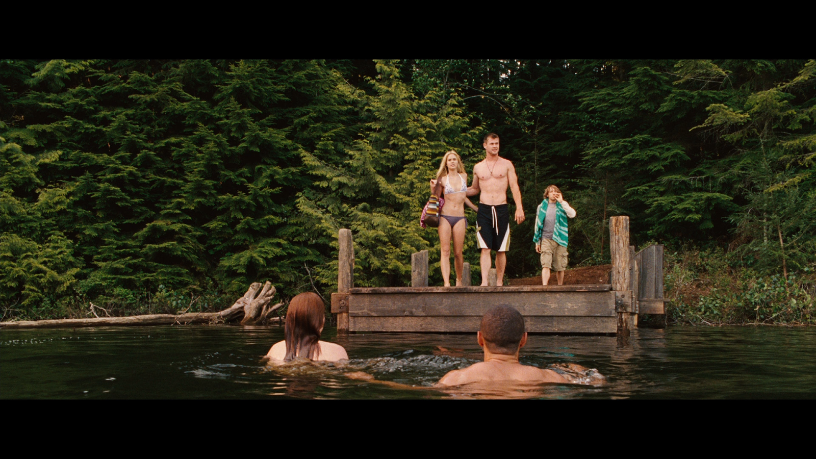 Happyotter: THE CABIN IN THE WOODS (2011)  Happyotter: THE...