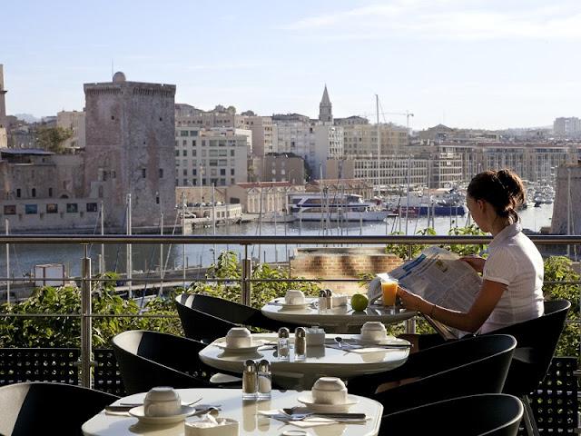 Restaurantes em Marselha