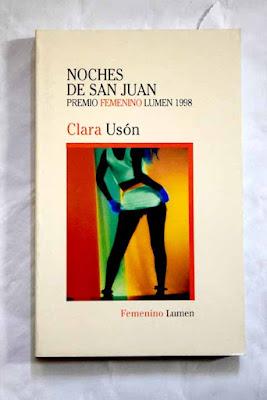 Premio Femenino Lumen 1998