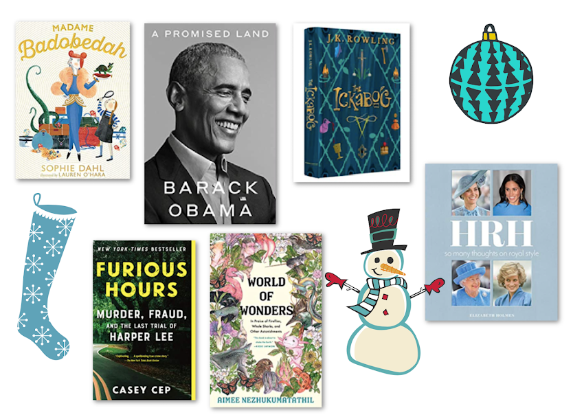 Christmas Wish Lists 2020: For the Reader